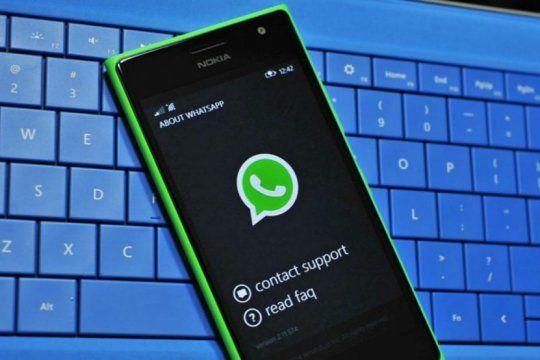 chau whatsapp: enterate en que telefonos dejara de funcionar la app a partir del 1 de julio