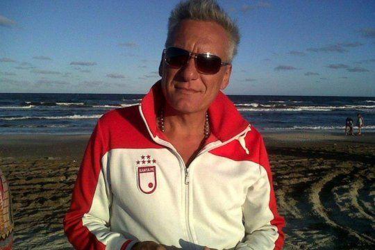 Diego Bussolini pidió perdón y anunció que se va del país tras agredir a Robertito Funes