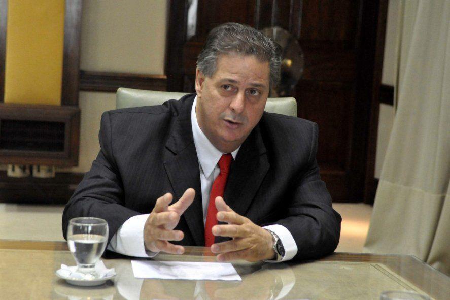 Alejandro Collia, ex ministro de Salud de Daniel Scioli