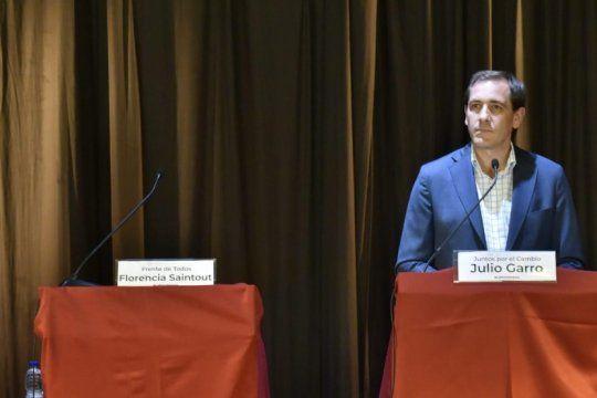 debate de candidatos a intendentes platenses: propuestas de gobierno, criticas cruzadas y una ausencia