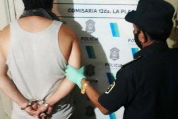 El abusador fue detenido en Villa Elisa