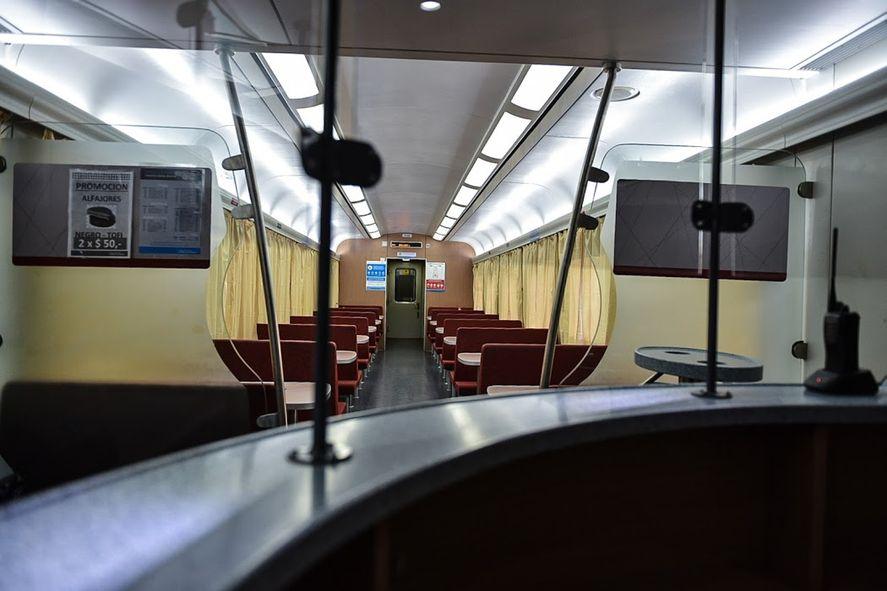 Tren Constitución - Bahía Blanca: horario, precio, recorrido
