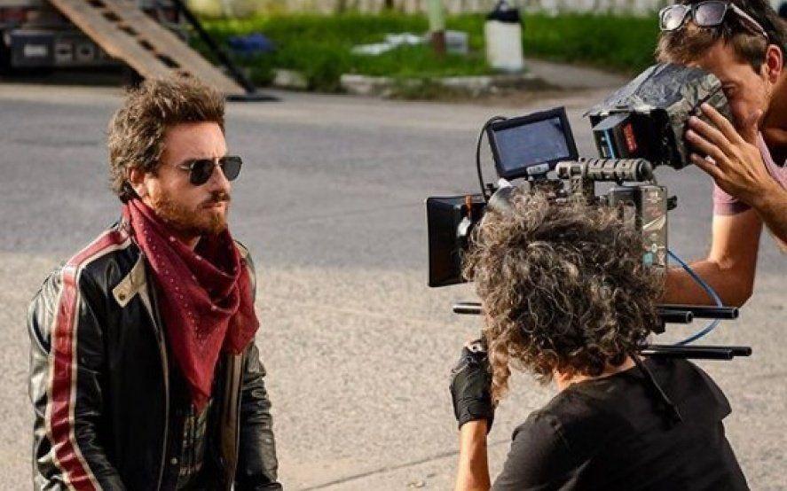 Fede Bal entre el cine y el teatro: comienza a filmar un documental sobre Mar del Plata
