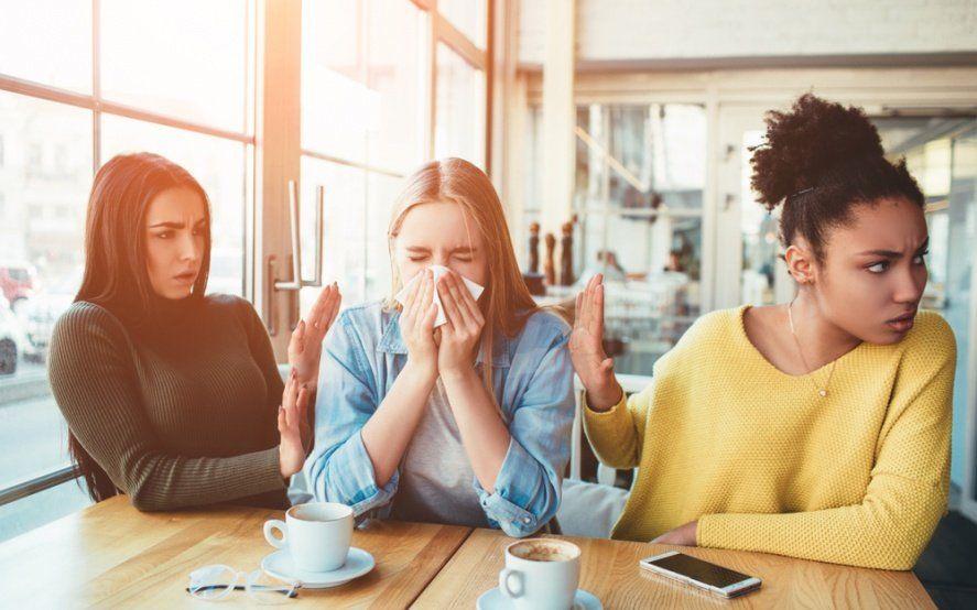 Alerta gripe: manual para evitar el contagio del virus en el trabajo y en la escuela