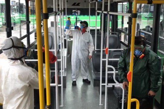 punto por punto, que establece el nuevo protocolo de transporte para choferes y pasajeros