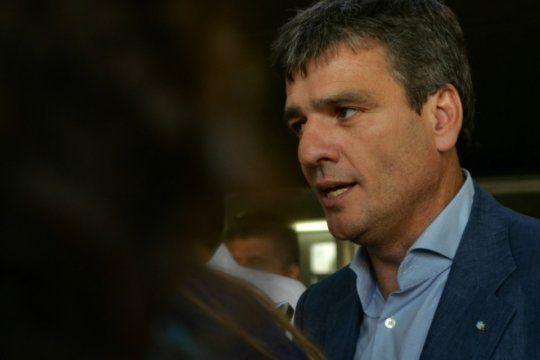 Juan Zabaleta destrozó a Mauricio Macri.