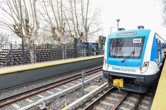Línea Mitre: sin servicio este sábado y domingo.