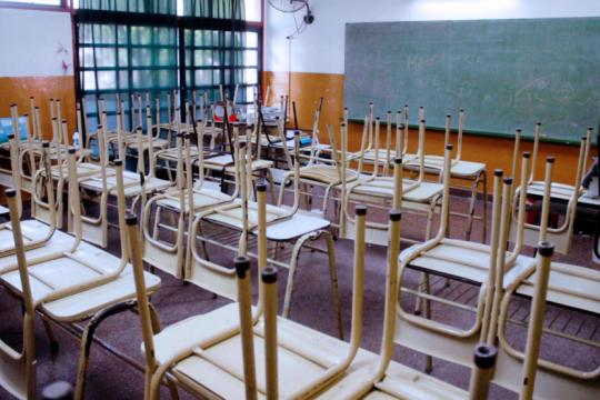 el gobierno confirmo que en ?las proximas semanas? definiran la agenda de la paritaria nacional docente