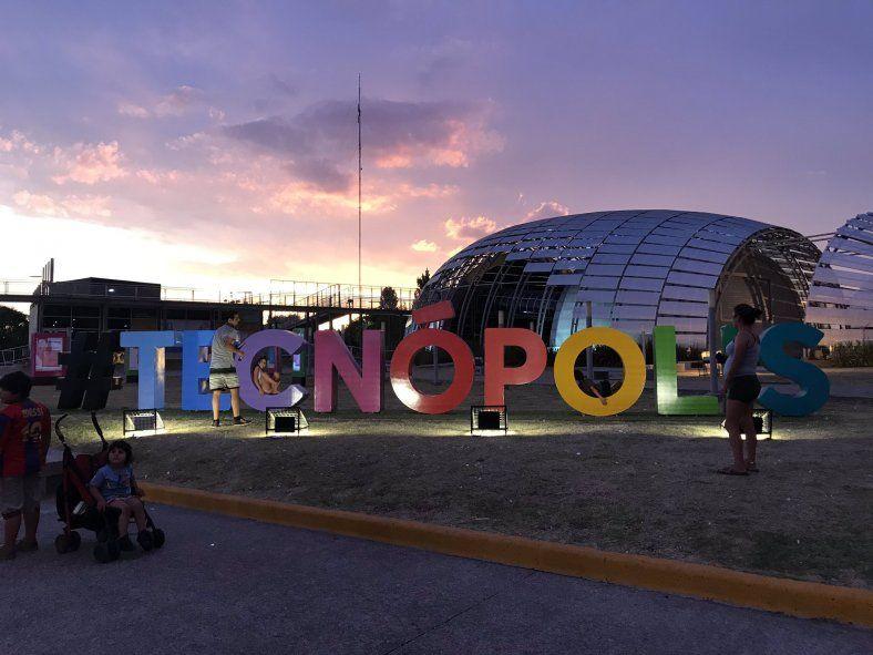 Tecnópolis fue construido durante el gobierno de Cristina Kirchner