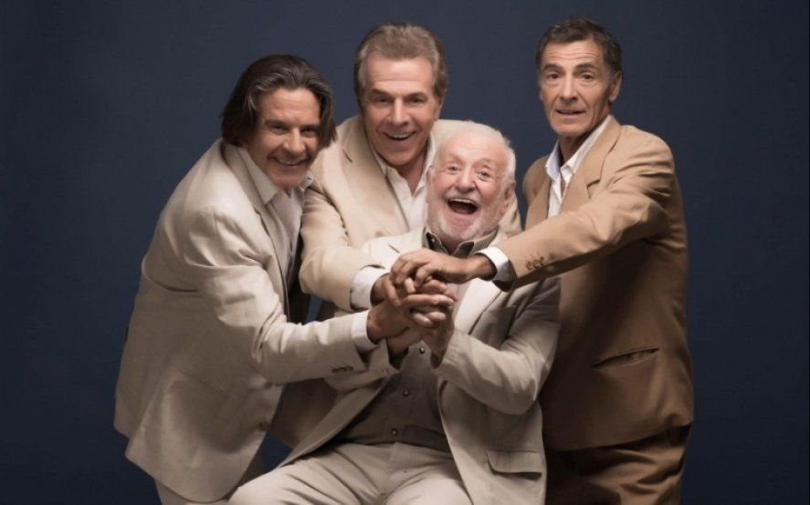 "Para toda la familia: Con un elenco de lujo, ""Rotos de amor"" se presenta en Coliseo Podestá"