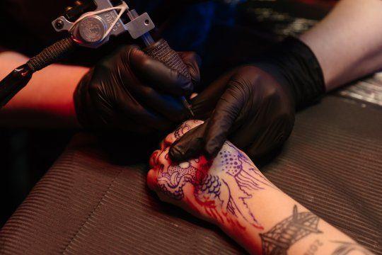 La convención de tatuajes será el 13 de marzo en Villa Elvira