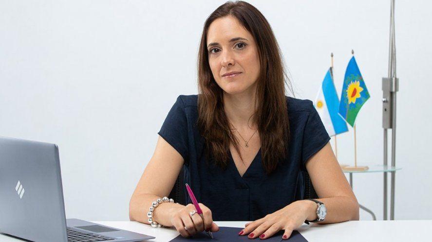 Mara Ruiz Malec es la Ministra de Trabajo de la provincia de Buenos Aires.