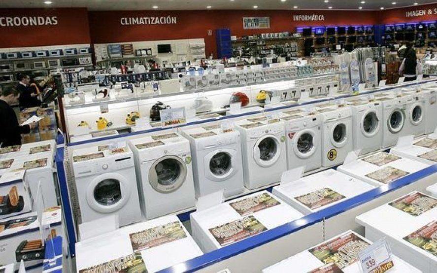 Las ventas de electrodomésticos se desplomaron 40% en lo que va del año