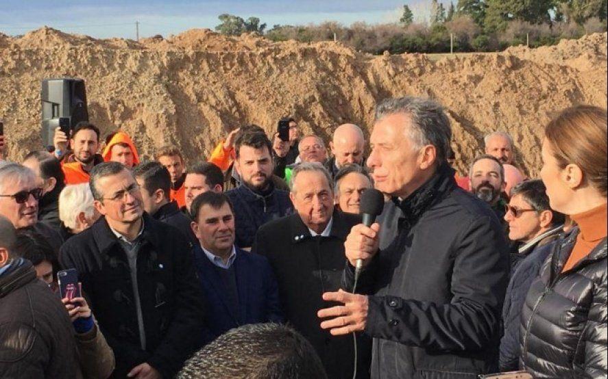 """Macri culpó al kirchnerismo por los """"peores años de la industria"""", pero el sector tocó el nivel más bajo desde 2002 durante su gestión"""