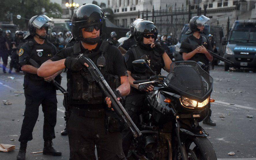 """Informe Correpi: """"el gobierno de Macri es la mayor experiencia represiva desde la dictadura"""""""
