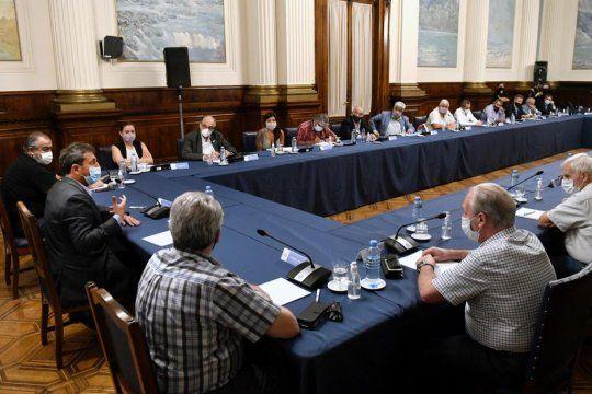Fuerte respaldo de la CGT al proyecto de Massa sobre Ganancias