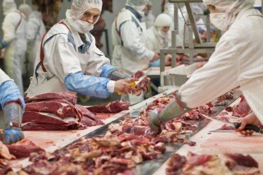 gremios de la carne profundizan su plan de lucha y evaluan un paro por 72 horas en los frigorificos exportadores