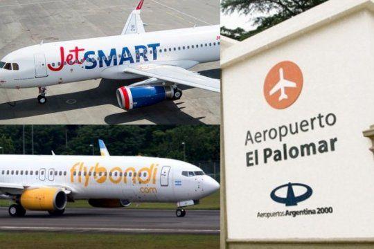 el palomar: denuncian que los vuelos nocturnos de flybondi y jetsmart estarian vinculados al narcotrafico