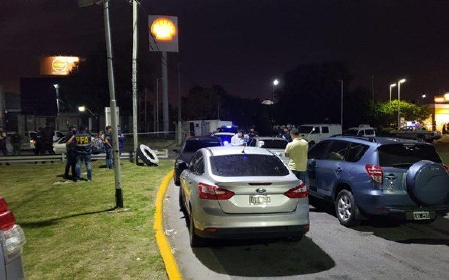 Enfrentamiento entre la bonaerense y la Federal: murió un comisario tras intento de extorsión