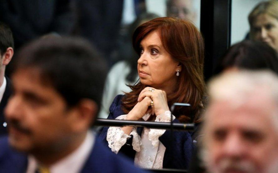 Cristina Fernández pidió ser enviada a juicio oral en la causa por los cuadernos de la corrupción