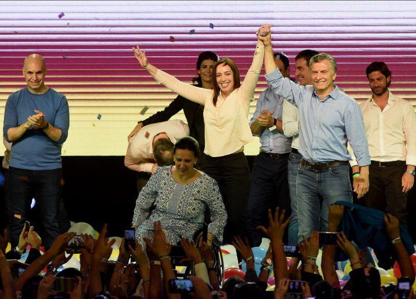Los días felices: Macri