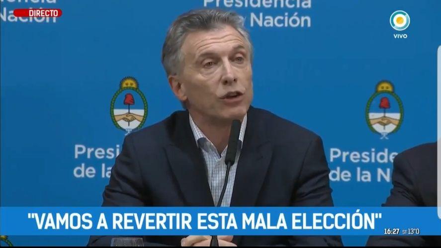 A dos años del enojo de Macri que le hizo tanto daño a la Argentina