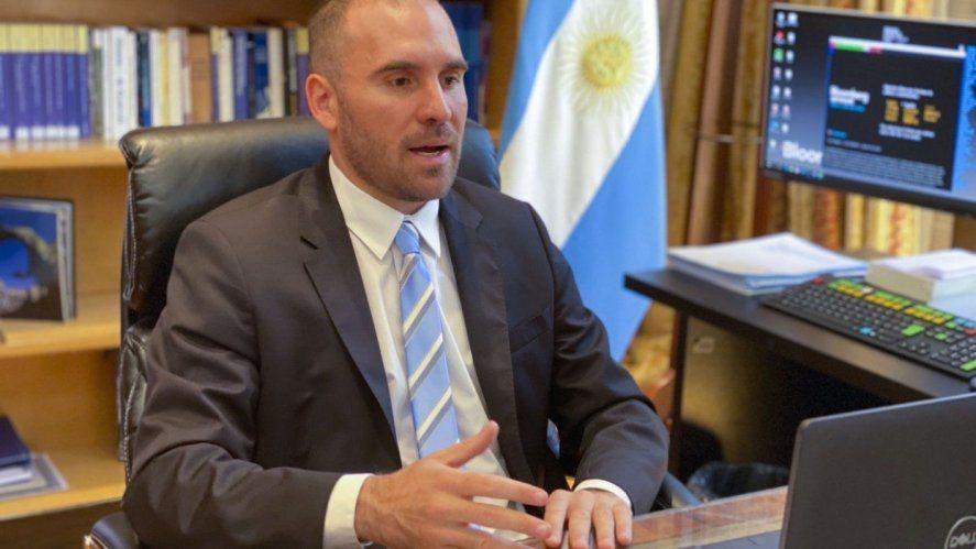 Martín Guzmán dio detalles sobre las reuniones que mantuvo con el FMI.