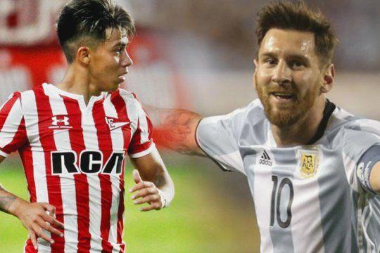 Dario Sarmiento, la joya pincha que podría jugar con Messi en el Manchester City