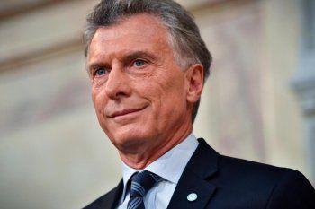 Macri había regresado de Francia y debía cumplir 15 días de aislamiento, pero antes se reunió con los intendentes.