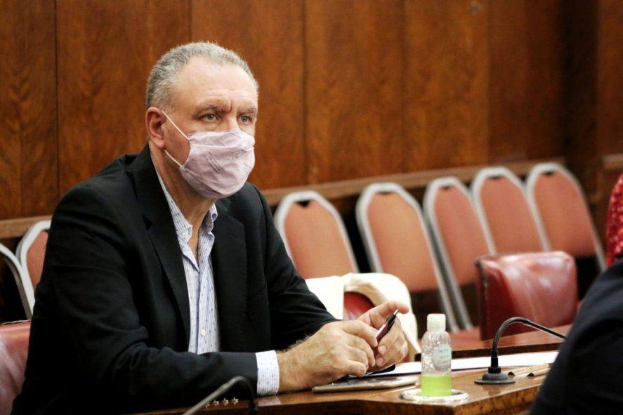 El concejal Vito Amalfitano denunció el intento del exponencial aumento del boleto del transporte público