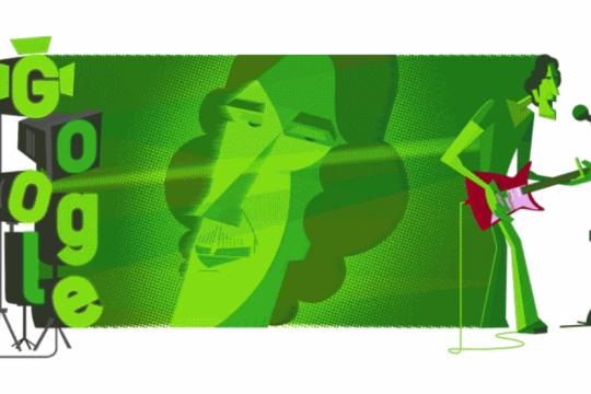 dia nacional del musico: mira el homenaje de google para spinetta a 70 anos de su nacimiento