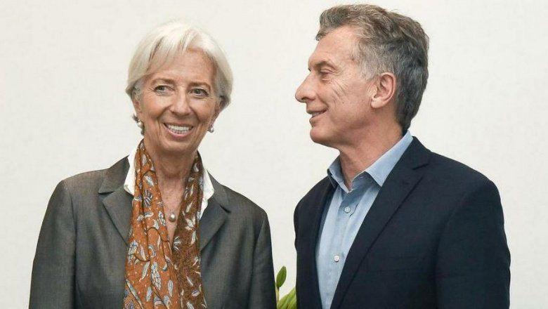 El directorio del FMI dio el OK: habrá un desembolso de US$15 mil millones y revisiones cada tres meses
