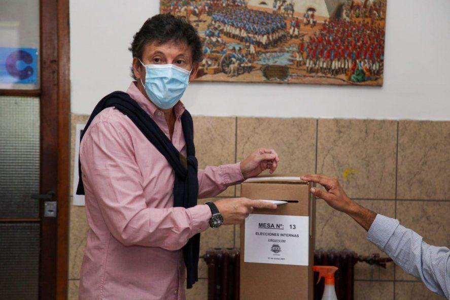 Gustavo Posse perdió la interna del radicalismo bonaerense, pero será clave en la elección. ¿Acuerdo con Santilli?