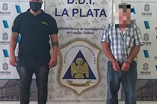 El presunto abusador, de 60 años, cayó en Melchor Romero