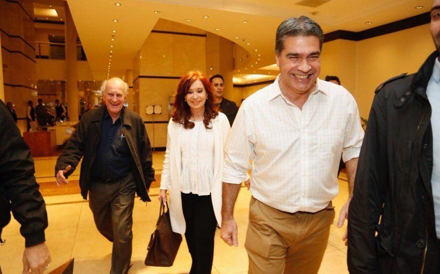 Seguí en vivo la presentación del libro de CFK en Chaco