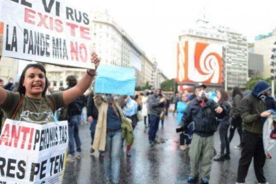 para kicillof, la marcha del 17a fue un aluvion psiquiatrico: salieron a repudiarlo