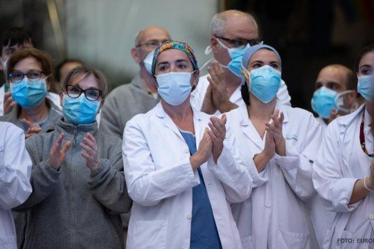 El Gobierno de la provincia de Buenos Aires declaró al 2021 como Año de la Salud y del Personal Sanitario