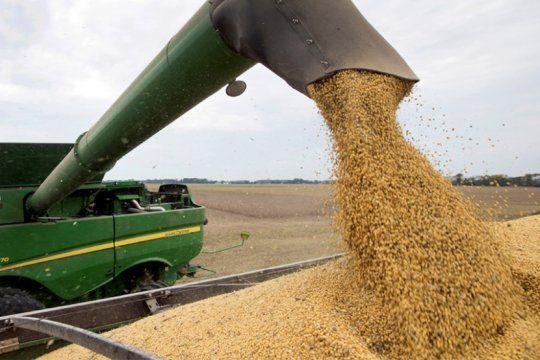 con rindes record, la cosecha de soja 2018/19 finalizo en 56 millones de toneladas