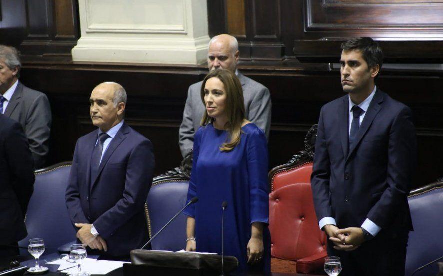 María Eugenia Vidal descartó la posibilidad de ser nuevamente candidata a gobernadora de la Provincia de Buenos Aires y reafirmó sus aspiraciones personales de ser presidenta
