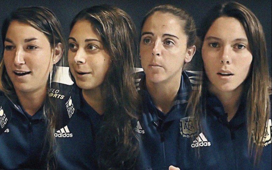 Comienza el Mundial: Conocé que significa la celeste y blanca para las jugadoras de la Selección Nacional