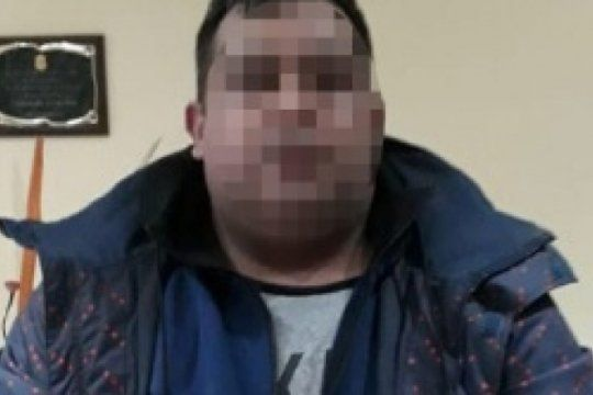 detuvieron a ?fanfi?, lider de la barrabrava de lanus acusado de un asesinato