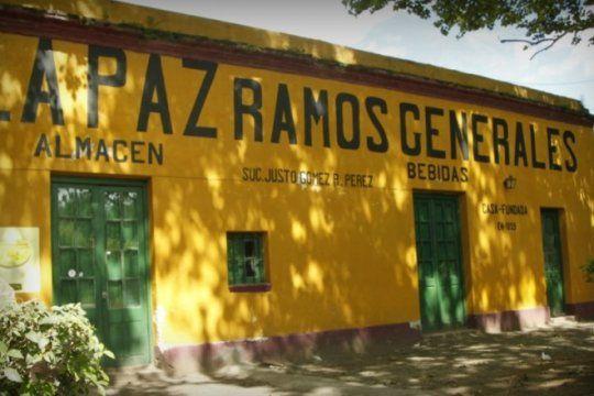 #lanochedelosalmacenes: una invitacion a recorrer esos historicos locales rurales