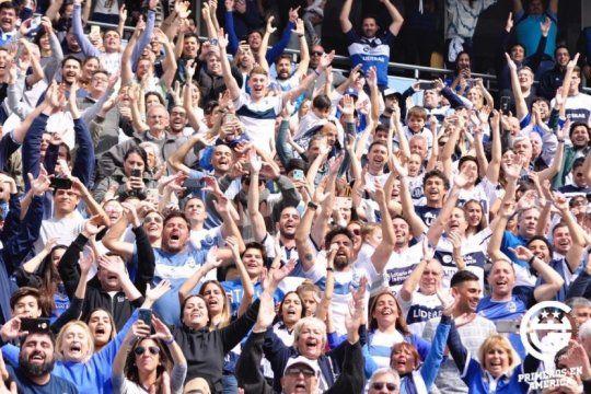 oficial: gimnasia tendra todo el estadio a disposicion para el debut de maradona