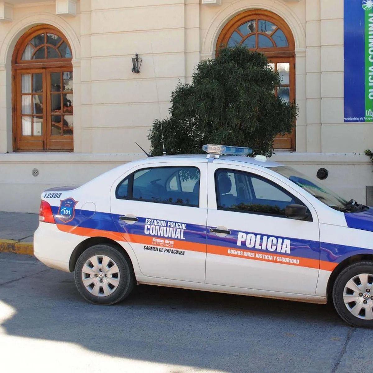 La entradera fue en la calle Gálvez al 700 en Carmen de Patagones