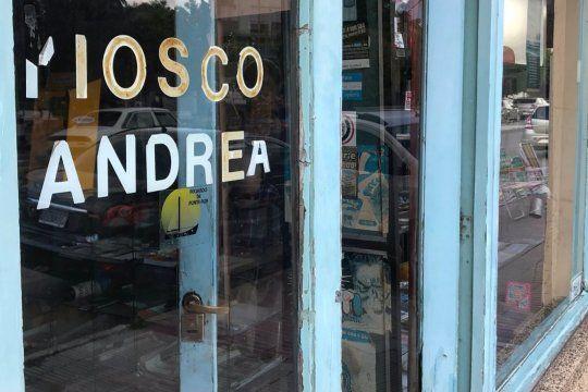 El Kiosco Andrea de Punta Alta que mágicamente logra sobrevivir al paso del tiempo