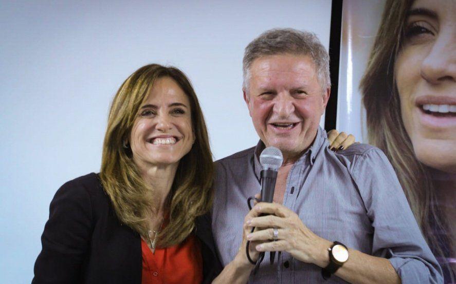 Fuerte respaldo del exministro Oporto a la candidatura de Tolosa Paz en La Plata