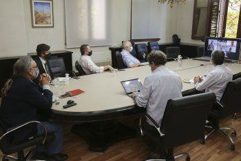 Segunda reunión de la mesa del maíz con el objetivo de garantizar el abastecimiento