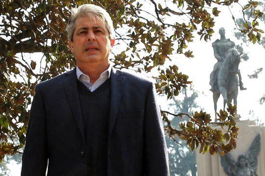 El intendente de Pergamino, Javier Martínez, sigue expuesto a un fallo de la justicia por la presencia de agroquímicos en el agua