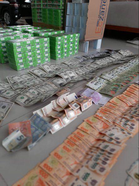 Azul: desbaratan una banda dedicada a la venta de medicamentos ilegales