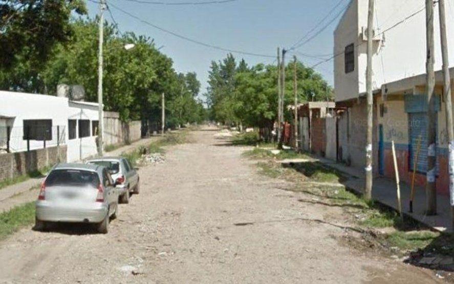 Moreno: un adolescente estaba sentado frente a su domicilio y lo asesinaron a balazos